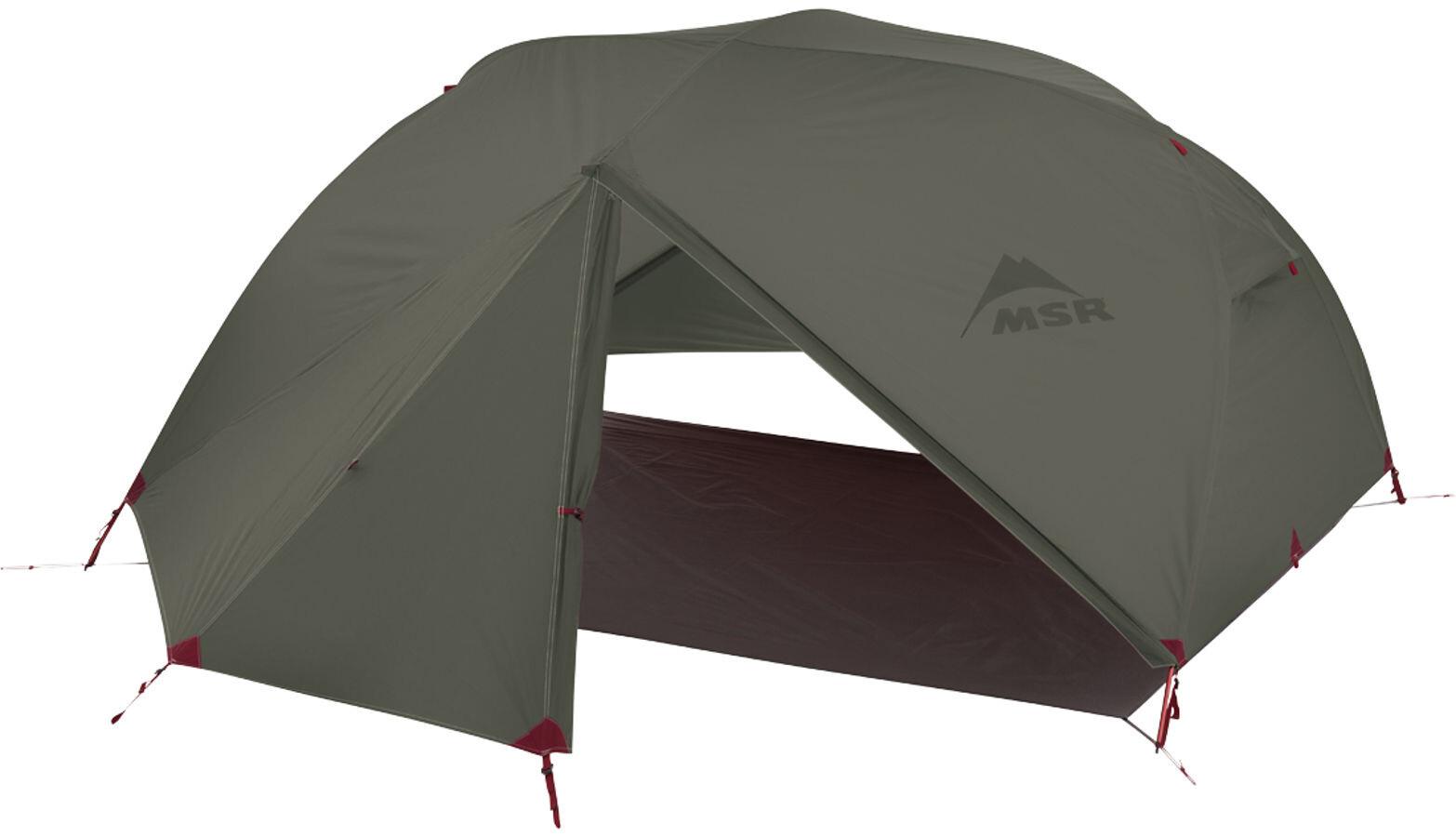 MSR Elixir 3 Tent with Footprint green | Gode tilbud hos
